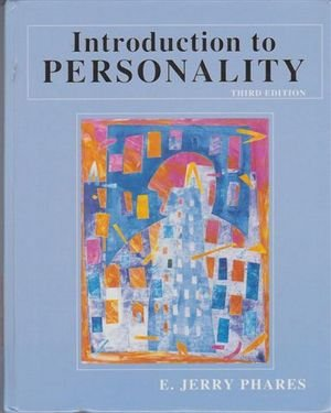 9780673464248: Introduction to Personality