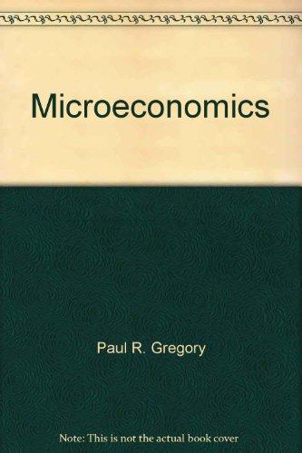 9780673465856: Microeconomics