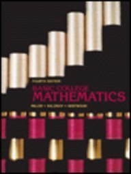 9780673467416: Basic College Mathematics