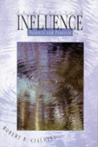 9780673467515: Influence: Science and Practice