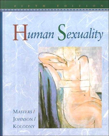 9780673467850: Human Sexuality