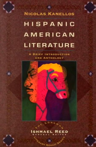 9780673469564: Hispanic-American Literature: A Brief Introduction and Anthology