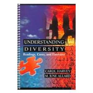 9780673469960: Understanding Diversity: Readings, Cases and Exercises