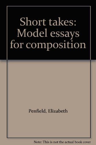 9780673478764: Short takes: Model essays for composition
