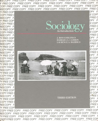 9780673494658: Sociology: An Introduction