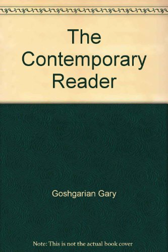 9780673498854: The Contemporary reader