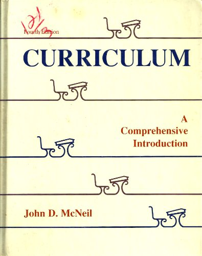9780673520210: Curriculum: A Comprehensive Introduction