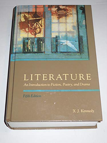 9780673520463: Literature: An Introduction to Fiction, Poetry and Drama