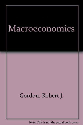 9780673520524: Macroeconomics