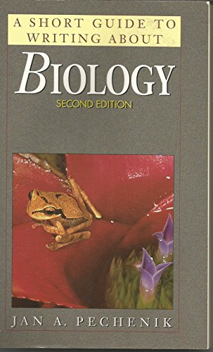 9780673521286: A Short Guide to Writing About Biology (Short Guide Series)