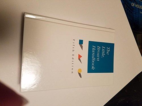 9780673521323: The Little, Brown Handbook