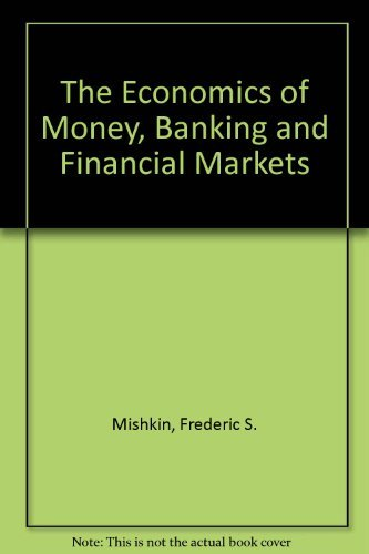 9780673521415: The Economics of Money, Banking and Financial Markets
