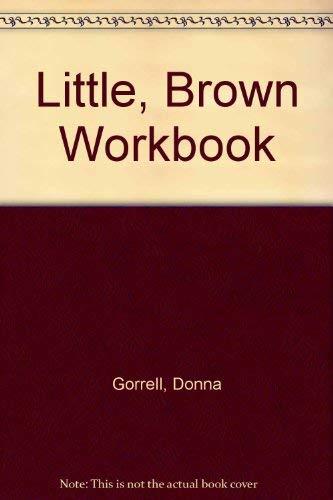 9780673521460: The Little, Brown workbook