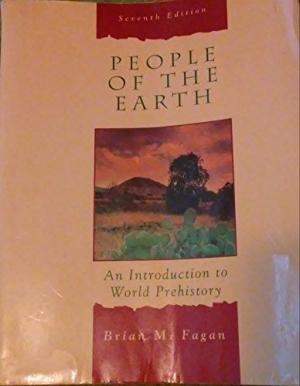 9780673521675: People of the Earth: Introduction to World Prehistory