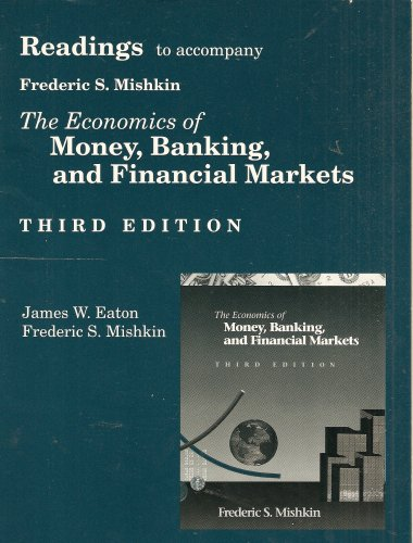 9780673521743: The economics of money, banking, and financial markets