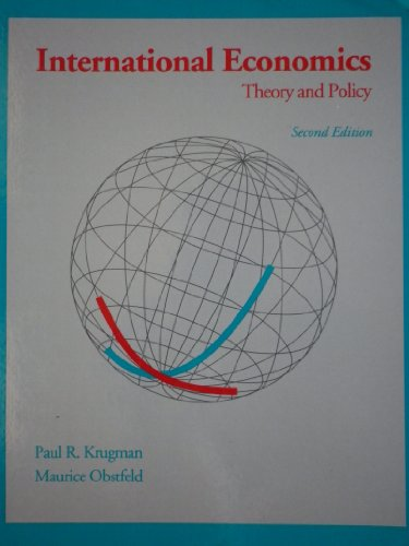 9780673521866: International Economics: Theory and Policy