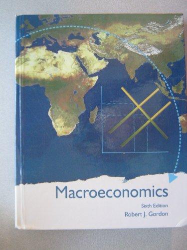 9780673521910: Macroeconomics