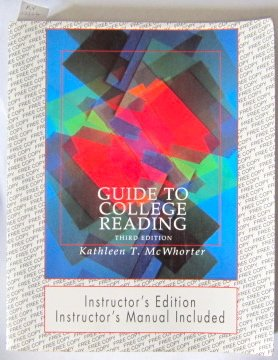 9780673522368: Guide to Coll Rdg 93