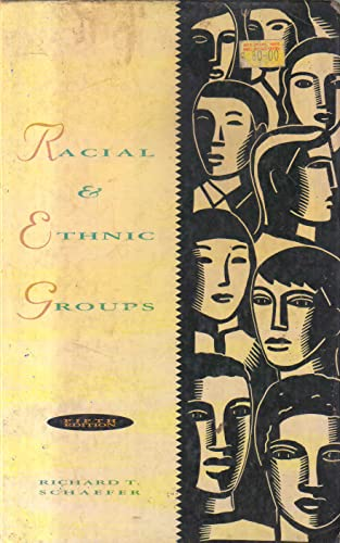 9780673522412: Racial and Ethnic Groups, 5th Edition