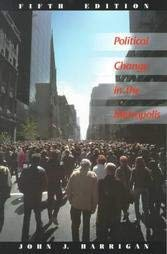 9780673522450: Political Change in the Metropolis