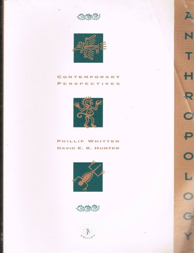 9780673522665: Anthropology: Contemporary Perspectives
