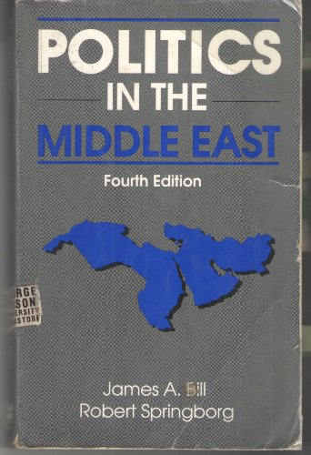 9780673522764: Politics in the Middle East (The Harpercollins Series in Comparative Politics)