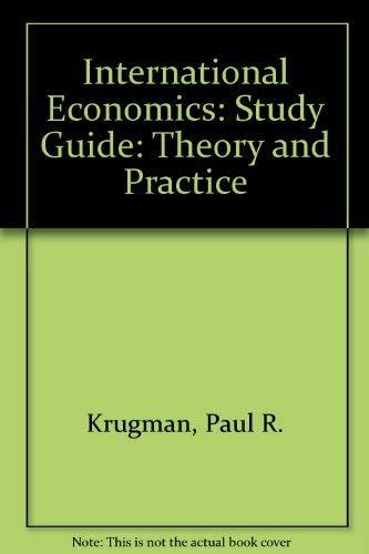9780673523075: International Economics: Theory & Policy