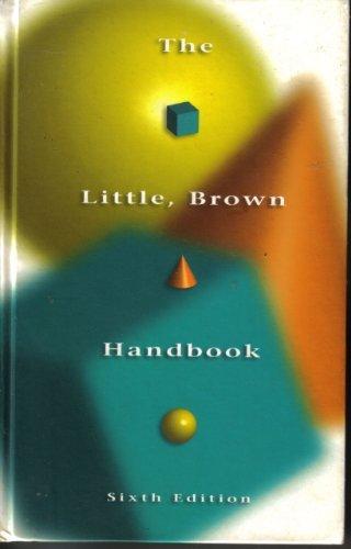 9780673523136: The Little Brown Handbook