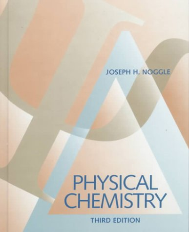 9780673523419: Physical Chemistry, 3rd Edition (Part A and B)