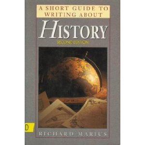9780673523488: A Short Guide to Writing about History