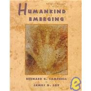 Humankind Emerging: James D. Loy,