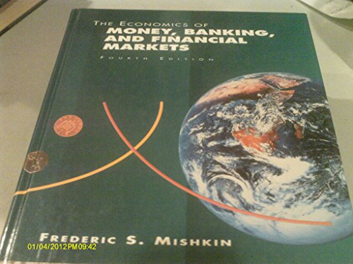 9780673523785: The Economics of Money, Banking, and Financial Markets (The Harpercollins Series in Economics)