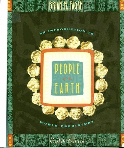 9780673523945: People of the Earth: An Introduction to World Prehistory