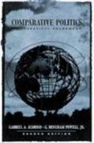 9780673524805: Comparative Politics: A Theoretical Framework
