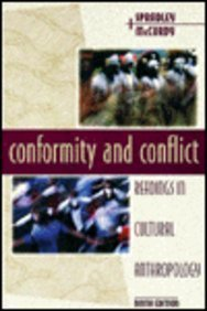 9780673525109: Conformity and Conflict: Readings in Cultural Anthropology
