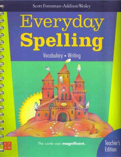 9780673575357: Everyday Spelling : Vocabulary Writing
