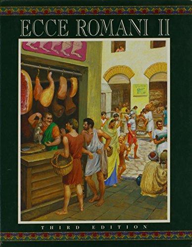 9780673575869: Ecce Romani Hardcover Student Edition Level 2 2000c