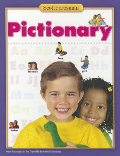 9780673578389: PICTIONARY 2000 SCOTT FORESMAN PICTIONARY SCHOOL HARDCOVER