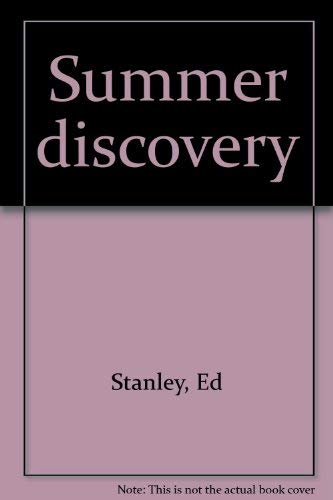 9780673580047: Summer discovery