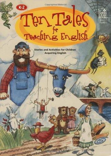 9780673592408: Ten Tales for Teaching English
