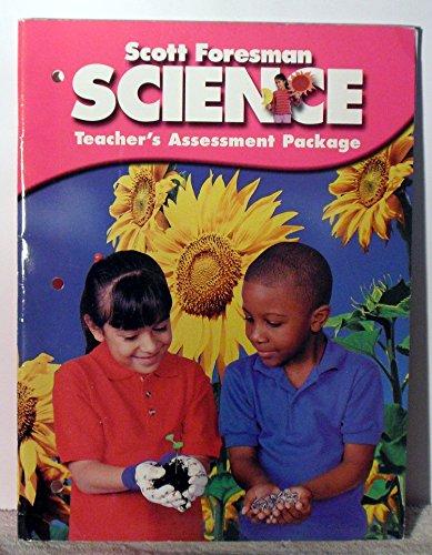 9780673593177: Teacher's Assessment Package (Scott Foresman Science, (Grade K))