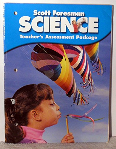 9780673593184: Teacher's Assessment Package (Scott Foresman Science, (Grade 1))