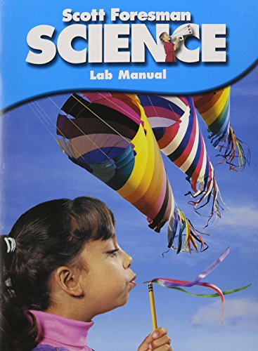 9780673593382: Science Lab Manual, Grade 1