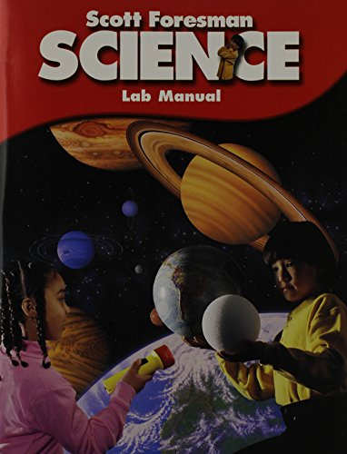 ELEMENTARY SCIENCE 2000 LAB MANUAL SE GRADE 4 COPYRIGHT 2000: Scott Foresman