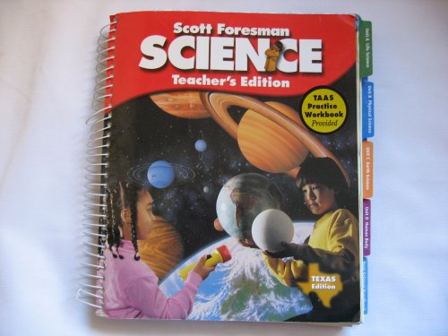 9780673593665: Scott Foresman Science Texas Teacher's Edition Fourth Grade