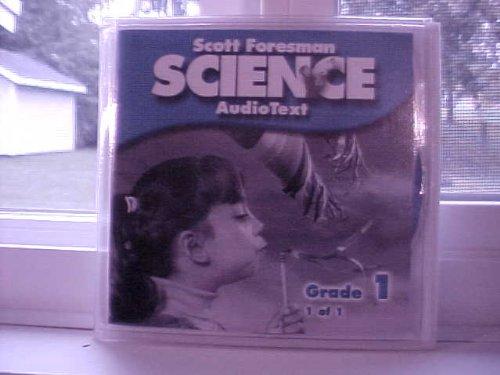 9780673595553: Scott Foresman Science AudioText Grade 1 Set of 7 Audio Cds