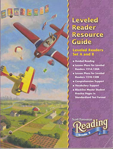 9780673596826: Reading: Leveled Reader Resource Guide [Leveled Readers Set A and B]