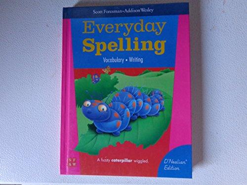 9780673600622: Everyday Spelling Vocabulary Writing Level 3