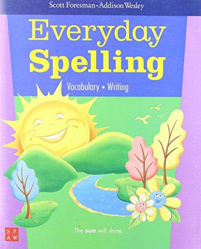 9780673601353: Everyday Spelling