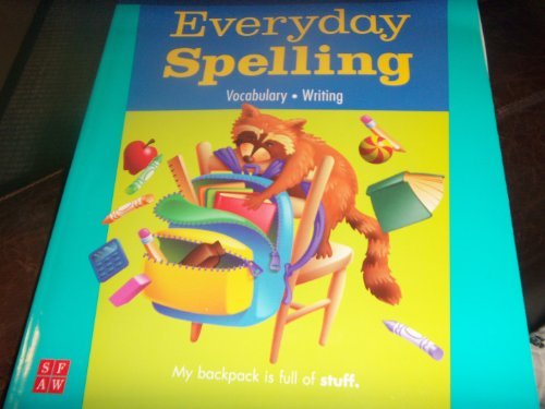 9780673601360: Everyday Spelling